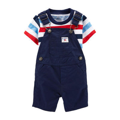 Carter's Shortalls - Baby Girls