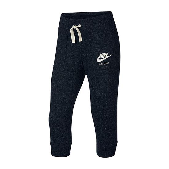 Nike Knit Capris - Big Kid Girls