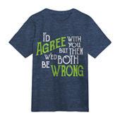 7ad6f2de Humor Graphic T-Shirt