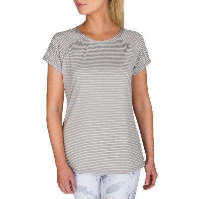Jacques Moret-Womens Crew Neck Short Sleeve T-Shirt