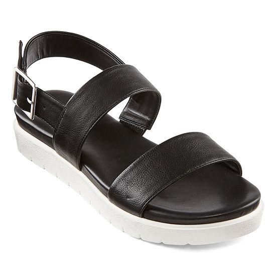 a.n.a Womens Saint Wedge Sandals