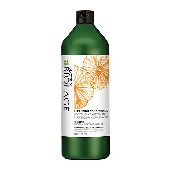 Matrix® Biolage Cleansing Conditioner Fine Hair - 33.8 oz.