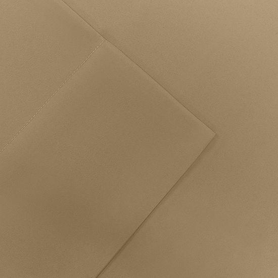 Madison Park Essentials Microsplendor Solid Sheet Set