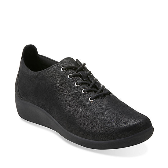 Clarks Womens Sillian Tino Oxford Shoes Closed Toe