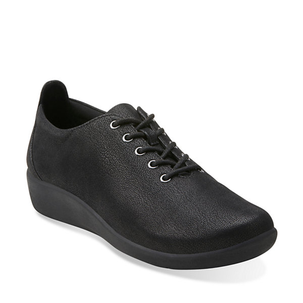 Clarks Sillian Tino Womens Oxford Shoes