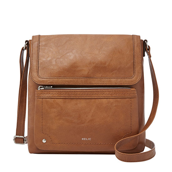 Relic By Fossil Evie Flap Crossbody Bag
