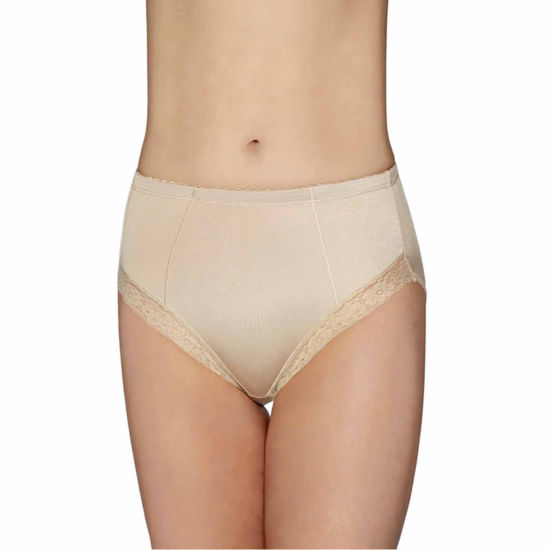 Exquisite Form 2-pack Moderate Control Shaper Briefs Plus- 51070261XA