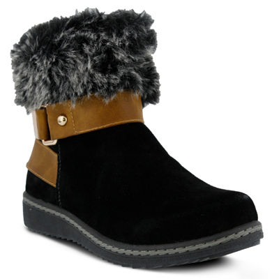Spring Step Womens Popsicle Bootie Zip