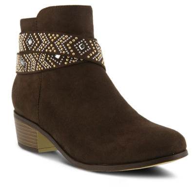 Spring Step Palace Womens Bootie
