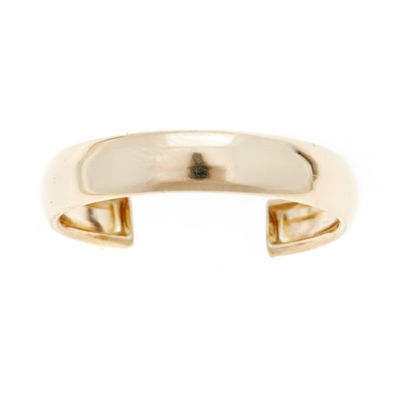 14K Gold Toe Ring