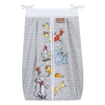 Dr. Seuss friends 5-pc. Bedding Set