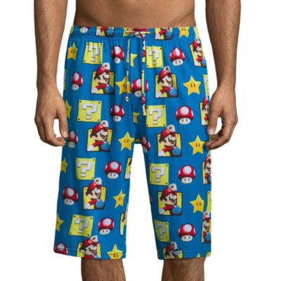 Nintendo® Super Mario Knit Pajama Shorts