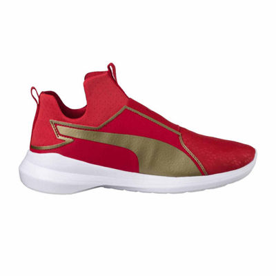Puma Rebel Womens Training Shoes Pull-on