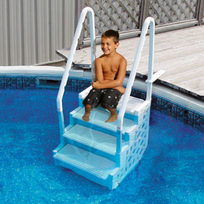 Blue Wave Simple Step 32.5-in Step for Above Ground Pools