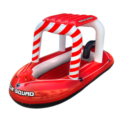 Blue Wave Rescue Squad Inflatable Boat w/ Squirter