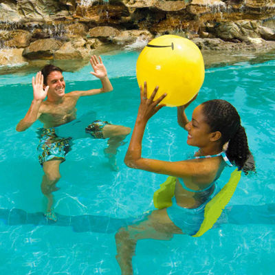 Aqua Cell Aqua Saddle Pool Float - Blue