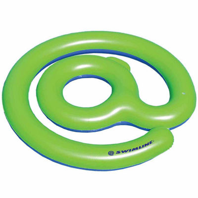 Swimline @Trending 62-in Inflatable Pool Float