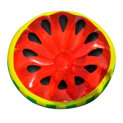 Swimline WaterMelon Slice™ 61-in Inflatable Floating Island