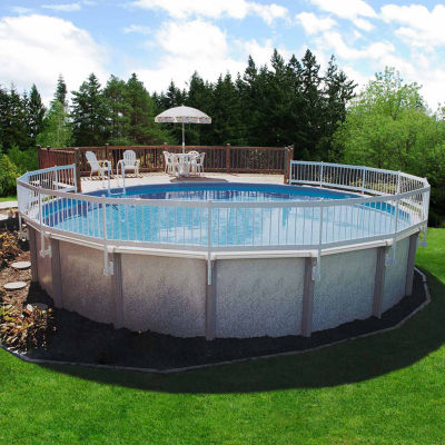 GLI Above Ground Pool Fence Add-On Kit