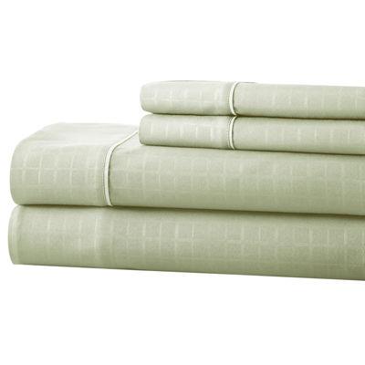 Pacific Coast Textiles Microfiber Wrinkle Free Sheet Set