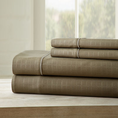 Pacific Coast Textiles Microfiber Wrinkle Free Sheet Set