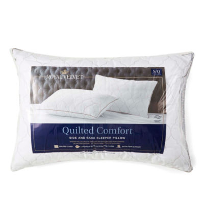 Royal Velvet® Quilted Comfort Extra-Firm Pillow