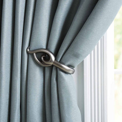 Flame Curtain Holdback