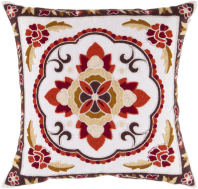 Decor 140 Larnaca Square Throw Pillow