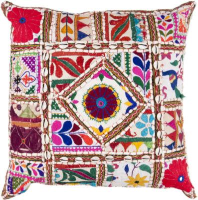 Decor 140 Kilani Square Throw Pillow