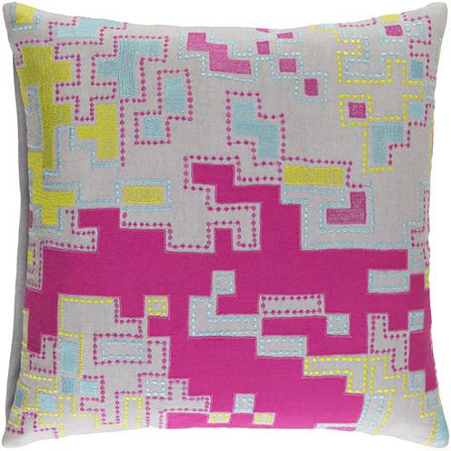 Decor 140 Mecklenburgh Square Throw Pillow