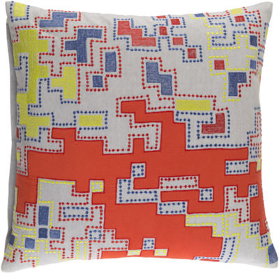 Decor 140 Mecklenburgh Throw Pillow Cover