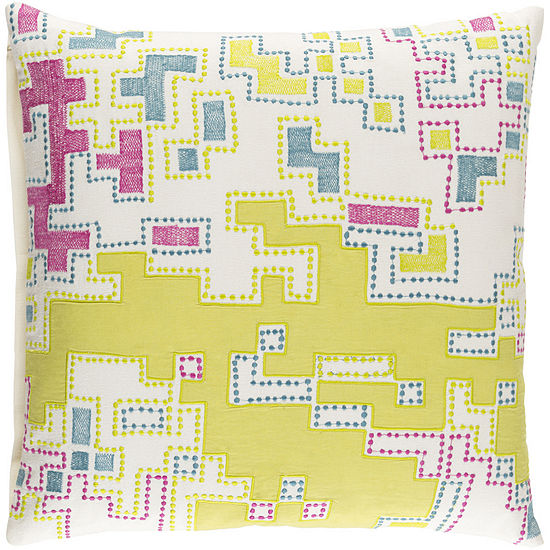 Decor 140 Mecklenburgh Throw Pillow Cover