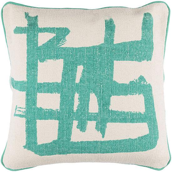 Decor 140 Muzzicon Square Throw Pillow