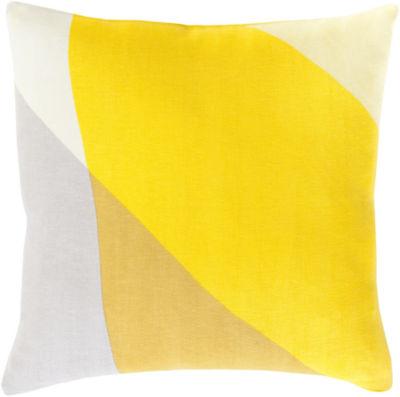 Decor 140 Ixelles Square Throw Pillow