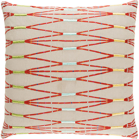Decor 140 Parvin Square Throw Pillow