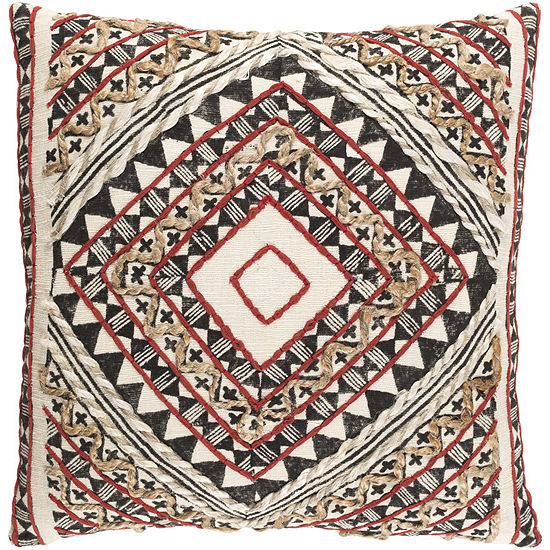 Decor 140 Wadham Square Throw Pillow