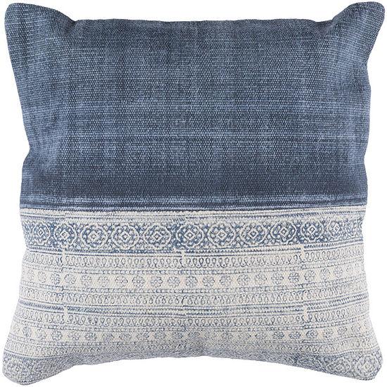 Decor 140 Glurns Throw Pillow Cover