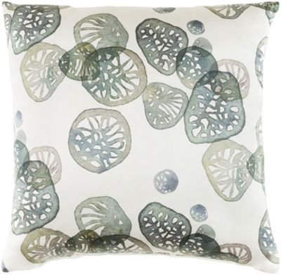 Decor 140 Feridan Square Polyester Throw Pillow