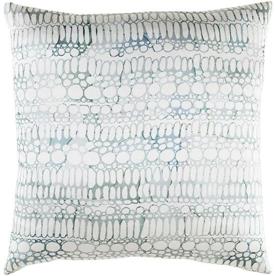 Decor 140 Portsoken Square Polyester Throw Pillow