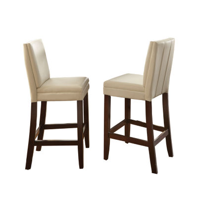 Arthur 2-pc. Upholstered Bar Stool