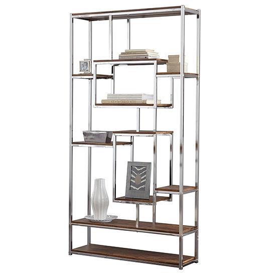 Aliyah Book Shelf 6-Shelf Bookcase