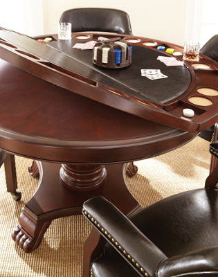 Elmsley 5-pc. Game Table Set