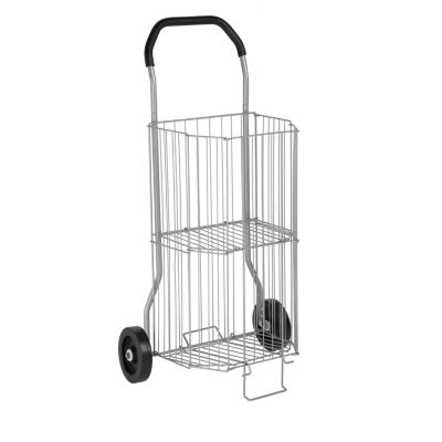 Honey-Can-Do® 2-Tier All-Purpose Rolling Utility Cart