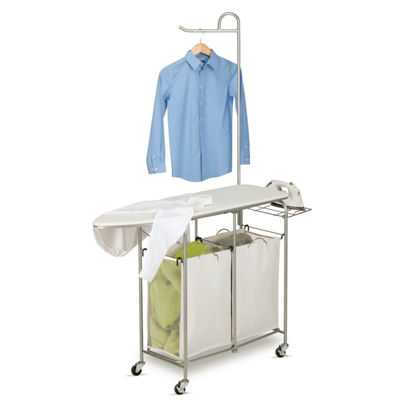 Honey-Can-Do® Foldable Ironing Laundry Center