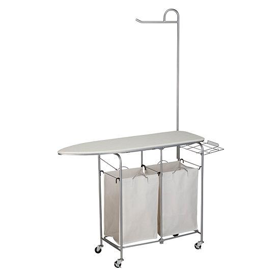 Honey-Can-Do® Foldable Ironing Laundry Center