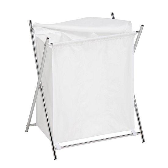 Honey-Can-Do® Folding Triple Laundry Sorter