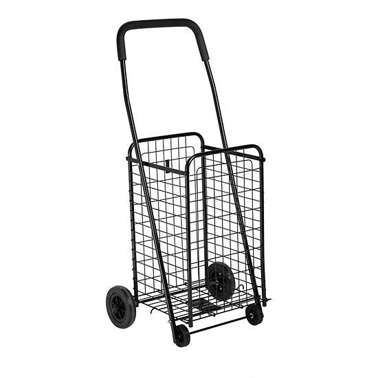 honey can do medium folding rolling utility cart - Rolling Utility Cart