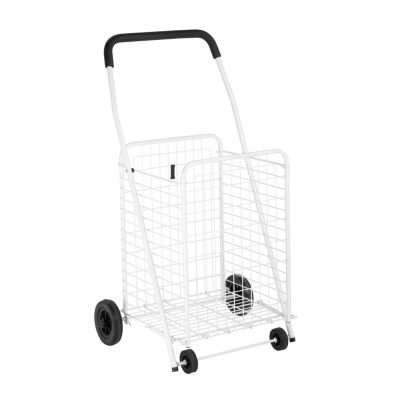 honeycando jumbo folding rolling utility cart