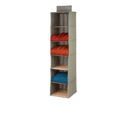 Honey-Can-Do® 6-Shelf Hanging Organizer