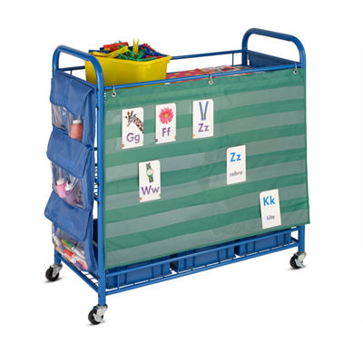 Honey-Can-Do® All-Purpose Teaching Cart
